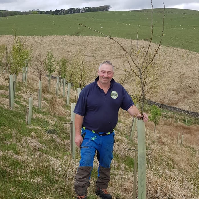 tim at craven forestry